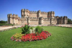 Castillo de casa de la duquesa