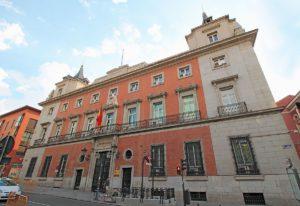 Palacio de marqués de la sonora